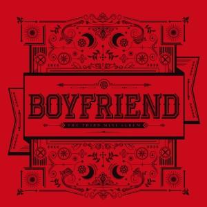 """Album art for Boyfriend's album """"Witch"""""""