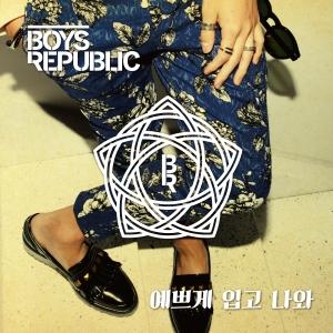 "Album art for Boys' Republic's album ""Fantasy Trilogy Pt. 2: Dress Up"""