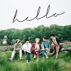 """Album art for Boys' Republic's a;bi, """"Hello"""""""