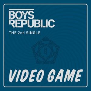 """Album art for Boys' Republic's album """"Fantasy Trilogy Pt. 1: Video Game"""""""