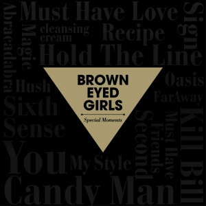 "Album art for Brown Eyed Girls's album ""Best: Special"""