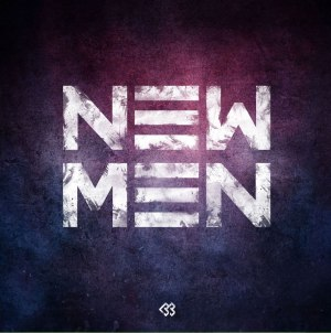 "Album art for BTOB's album ""New Men"""