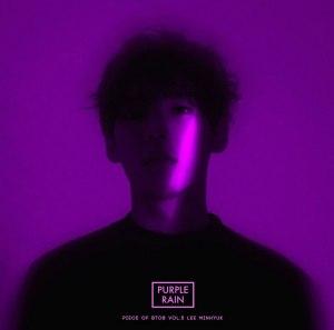 "Album art for BTOB's album ""Piece Of BTOB Vol. 5 - Lee Minhyuk"""