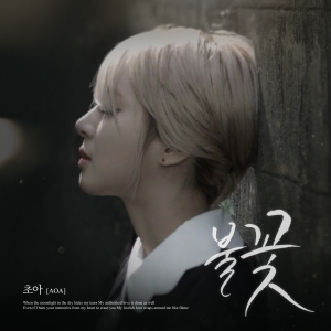 "Album art for ChoA (AOA)'s album ""Flame"
