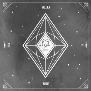 "Album art for CNBLUE's album ""2gether"""