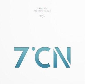 """Album art for CNBLUE's album """"7ºCN"""""""