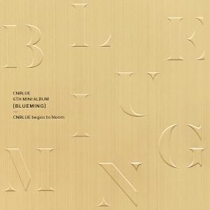 """Album art for CNBLUE's album """"Blueming"""""""