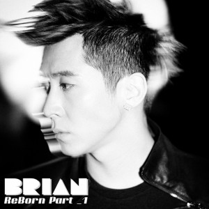 "Album art for Brian Joo's album ""Reborn, Part 1"""