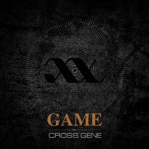 "Album art for Cross Gene's album ""Game"""