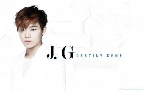 CROSS GENE's former member J.G.