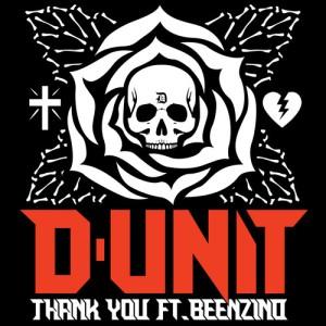 """Album art for D-UNIT's album """"Thank You"""""""