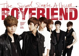"Album art for Boyfriend's album ""Don't Touch My Girl"""