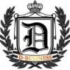 D-UNIT's logo.