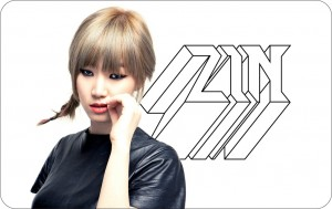 "D-UNIT's Zin ""Talk to My Face"" promotional picture."