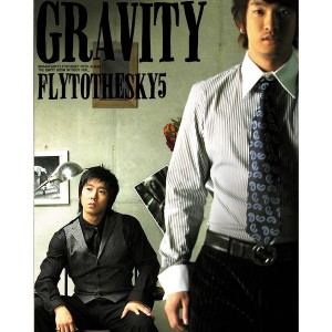 "Album art for Fly To The Sky's album ""Gravity"""