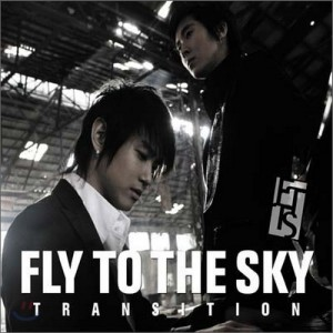 "Album art for Fly To The Sky's album ""The Transition"""