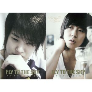 "Album art for Fly To The Sky's Repackage album ""Transition: Repackage"""