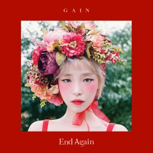 "Album art for GaIn's album ""End Again"""