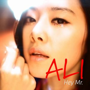 "Album art for Ali's album ""Hey Mr."""