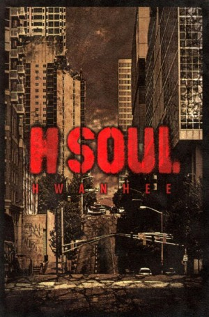 "Album art for Hwanhee's albm ""H Soul"""