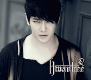 "Album art for Hwanhee's album ""Hwanhee"""