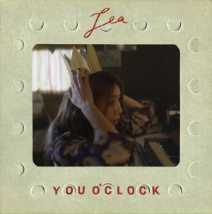"Album art for Jea's album ""You O'Clock"""