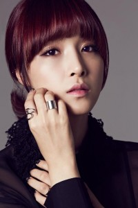 "Jevice's Juri ""L.A.D"" promotional picture."