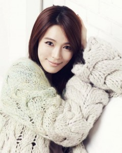After School's former leader Kahi.