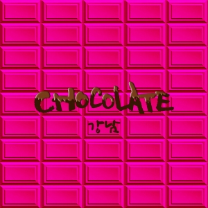"Album art for Kangnam (M.I.B)'s album ""Chocolate"""