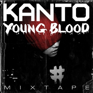 "Album art for Kanto's album ""Young Blood"""