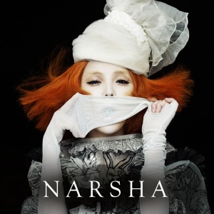 "The album art for Narsha's album ""Narsha"""