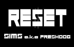 """Album art for SIMS from M.I.B's album """"Reset"""""""