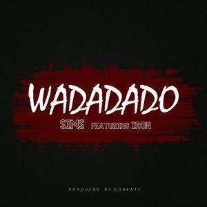 "Album art for SIMS from M.I.B's album ""Wadadado"""