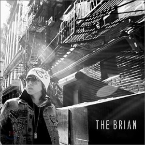 "Album art for Brian Joo's album ""The Brian"""