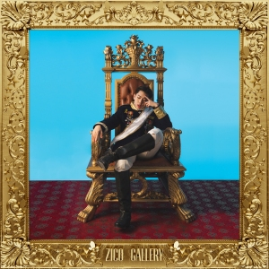 "Album art for Zico (Block B)'s ablum ""Gallery"""