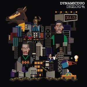 "Album art for Dynamic Duo's album ""Dynamic Duo Digilog 2/2"""