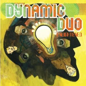 """Album art for Dynamic Duo's album """"Enlightened"""""""
