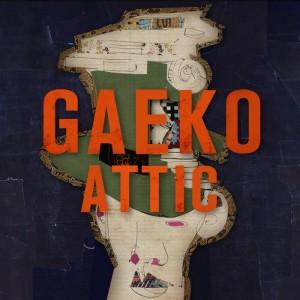 "Album art for Gaeko from Dynamic Duo's album ""Gaeko's Attic"""