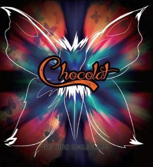 """Album art for ChoColat's """"Thrid single album"""""""