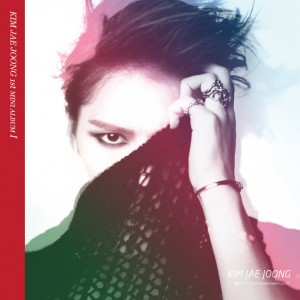 "Album art for Jaejoong's album ""I (Mine)"""