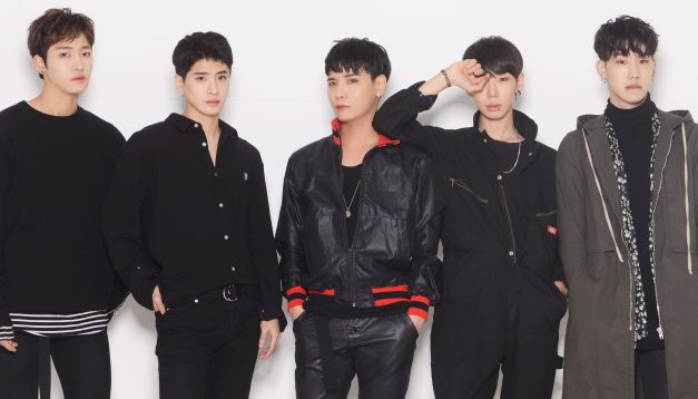 K-Much's new group line-up as Be.A.