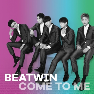 "The members of Beatwin in the ""Come To Me"" MV"