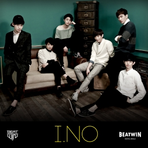 "Album art for Beatwin's album ""I.NO"""