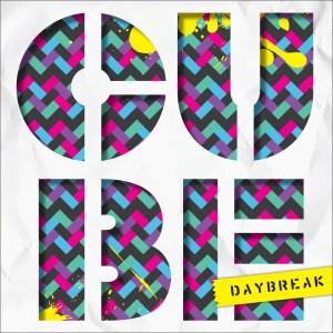 """Album art for Dabybreak's album """"Cube"""""""