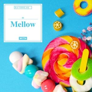 "Album art for Daybreak's album ""Mellow"""