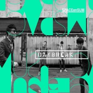 """Album art for Daybreak's album """"SPACEenSum"""""""