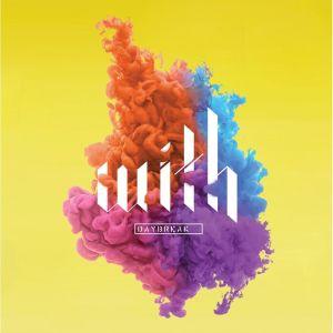 "Album art for Daybreak's album ""With"""