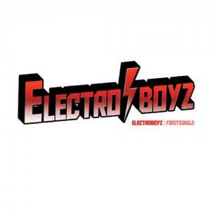 """Album art for Electroboyz album """"Electroboyz"""""""