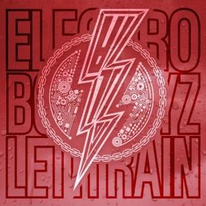 """Album art for Electroboyz's album """"Let It Rain"""""""