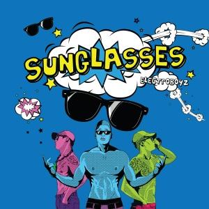 "Album art for Electrobyz's album ""Sunglasses"""